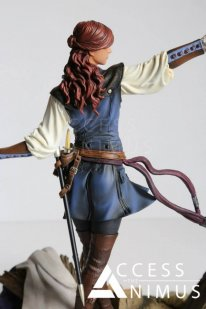 Assassin's Creed Unity Elise statue 6