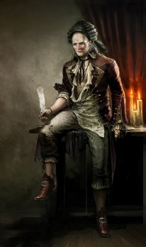 Assassin's Creed Unity Marquis De Sade