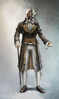 Assassin's Creed Unity Maximilien De Robespierre