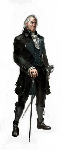 Assassin's Creed Unity Thomas Germain