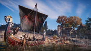 Assassin's Creed Valhalla 17 12 2020 River Raid Attaques Fluviales screenshot