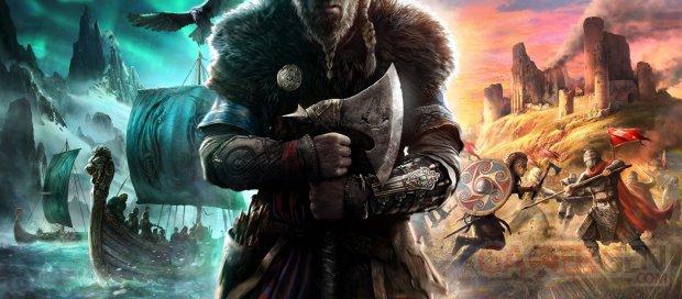 Assassin's Creed Valhalla artwork lame secrète 30 04 2020