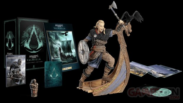 Assassin's Creed Valhalla collector 30 04 2020