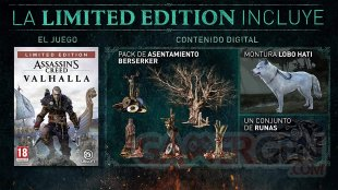 Assassin's Creed Valhalla édition limitée Amazon 01 05 2020