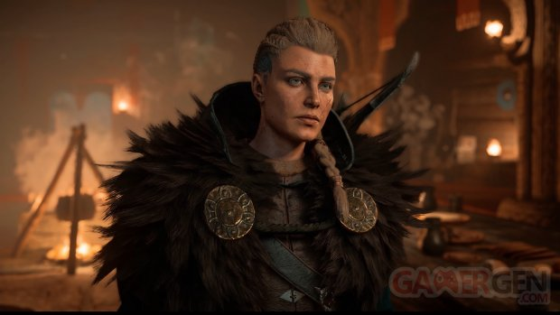 Assassin's Creed Valhalla tête 1