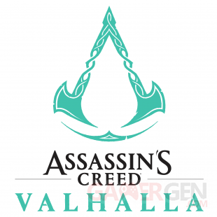 Assassin's Creed Valhalla logo officiel (1)