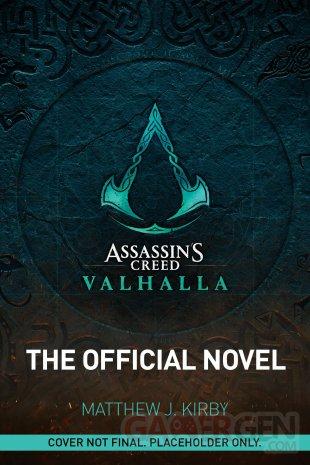 Assassin's Creed Valhalla novel 30 04 2020
