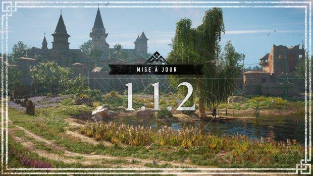 Assassin's Creed Valhalla Update 16 02 2021
