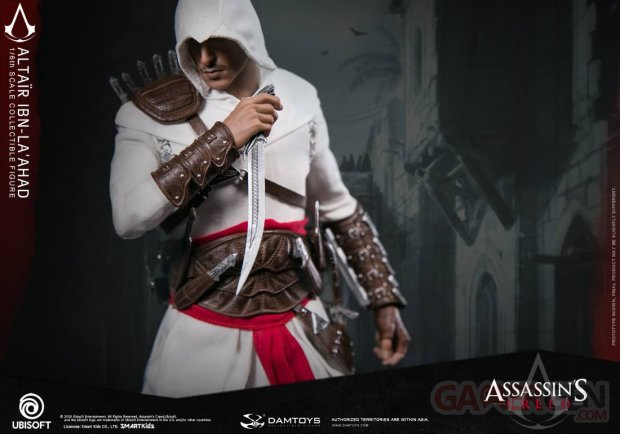 Assassins Creed Altaïr statuette Damtoys 07 19 04 2018