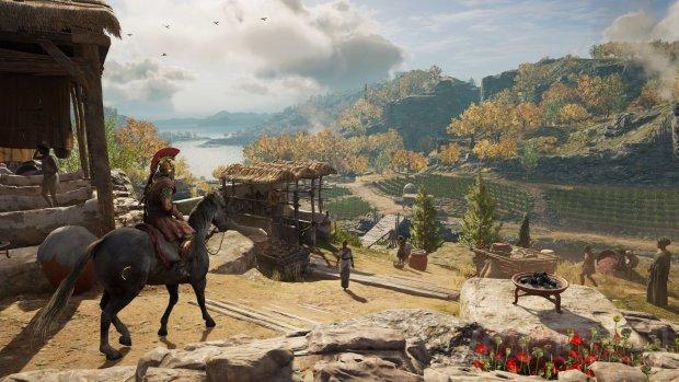 Assassins Creed Odyssey 08 21 08 2018