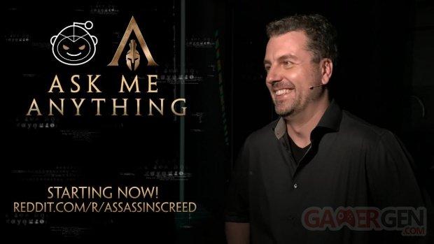 Assassins Creed Odyssey AMA 22 06 2018