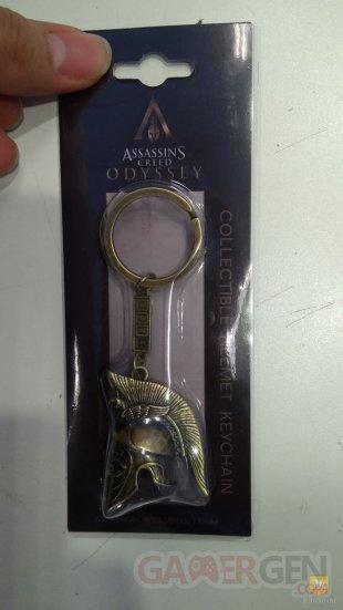 Assassins Creed Odyssey porte clés 31 05 2018