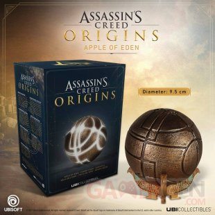 Assassins Creed origins Pomme Eden coffret 13 07 2017