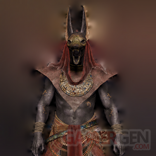 Assassins Creed Origins tenue Anubis 19 12 2017