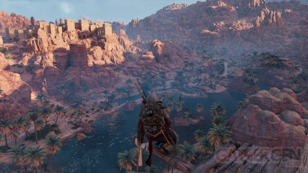 Assassins Creed Origins The Hidden Ones test 03 22 02 2018.