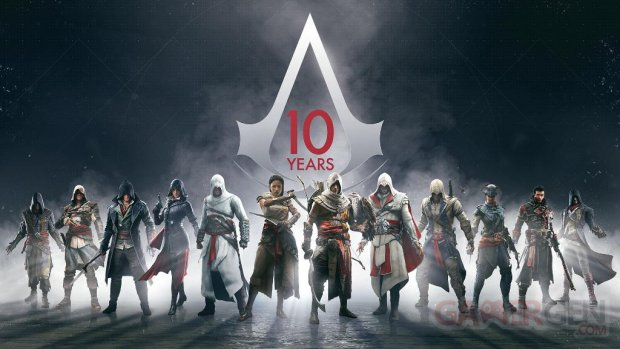 Assassins Creed vignette