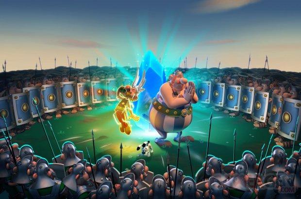 Astérix et Obélix XXL 3 Le Menhir de Cristal artwork 13 08 2019