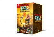 Astérix et Obélix XXL 3 Le Menhir de Cristal collector packaging Switch 13 08 2019