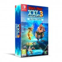 Astérix et Obélix XXL 3 Le Menhir de Cristal édition limitée packaging Switch 13 08 2019