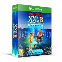 Astérix et Obélix XXL 3 Le Menhir de Cristal édition limitée packaging Xbox One 13 08 2019