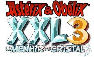 Astérix et Obélix XXL 3 Le Menhir de Cristal logo 13 08 2019