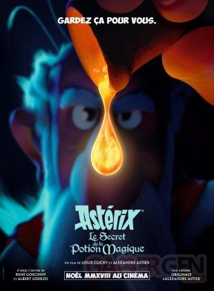 Astérix Le Secret de la Potion Magique poster 13 07 2018
