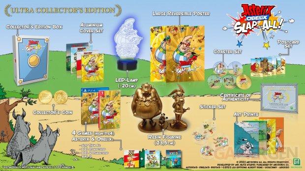 Astérix & Obélix Baffez les Tous   Ultra Collector's Edition