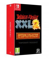 Astérix & Obélix XXL2 Mission Las Vegum édition collector Ils sont fous ces Gaulois Nintendo Switch 05 07 2018