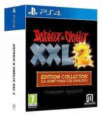 Astérix & Obélix XXL2 Mission Las Vegum édition collector Ils sont fous ces Gaulois PS4 05 07 2018