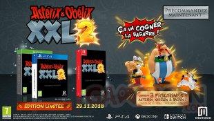Astérix & Obélix XXL2 Mission Las Vegum édition limitée 05 07 2018