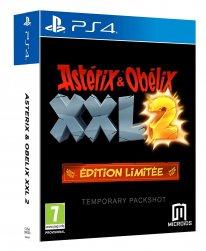 Astérix & Obélix XXL2 Mission Las Vegum édition limitée PS4 05 07 2018