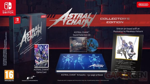 Astral Chain collector 11 06 2019