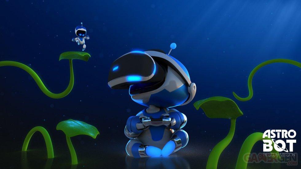 Astrobot para PlayStation VR