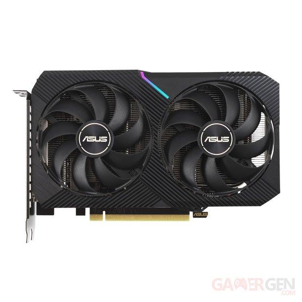 ASUS Dual GeForce RTX 3060 2