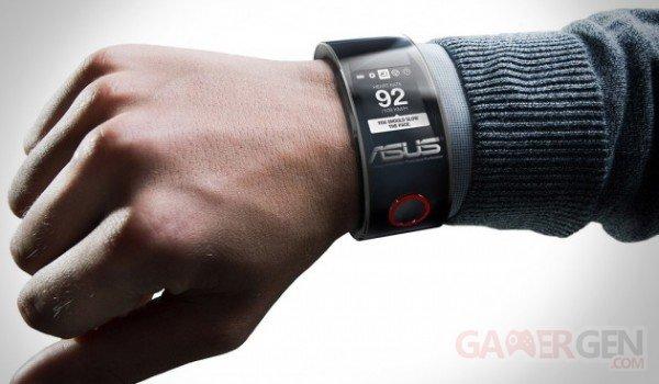Asus Smartwatch concept