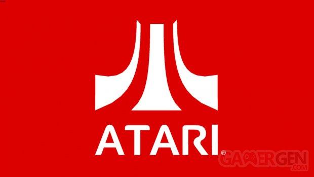 Atari logo head