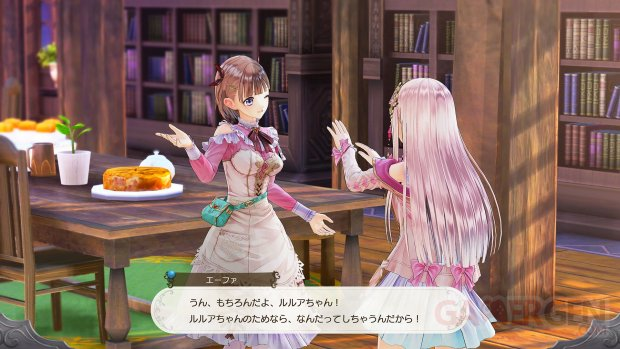 Atelier Lulua The Scion of Arland 13 25 10 2018
