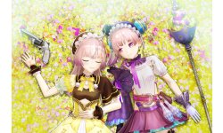 Atelier Lydie & Suelle The Alchemists and the Mysterious Paintings 27 03 2018 (25)