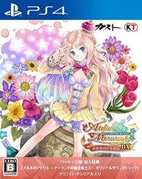 Atelier Meruru DX jaquette PS4 10 08 2018