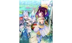 Atelier Sophie The Alchemist of the Mysterious Book 31 08 2015 art 5