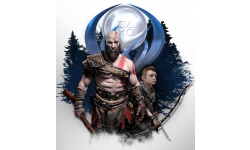 avatar god of war platine