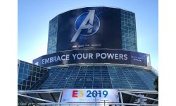 Avengers Convention Center 09 06 2019