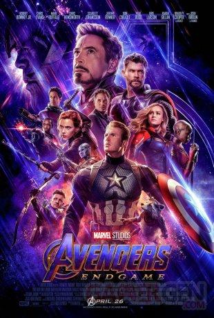 Avengers Endgame 14 03 2019