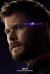 Avengers Endgame Poster Affiche Teaser (1)
