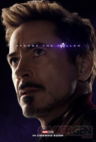 Avengers Endgame Poster Affiche Teaser (30)