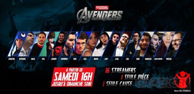 Avengers france