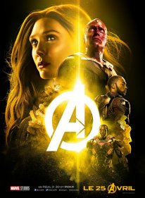 Avengers Infinity War poster 02 28 03 2018