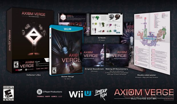 Axiom Verge Wii U 15 03 2019