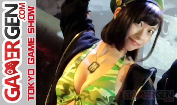Babes TGS 2017 images