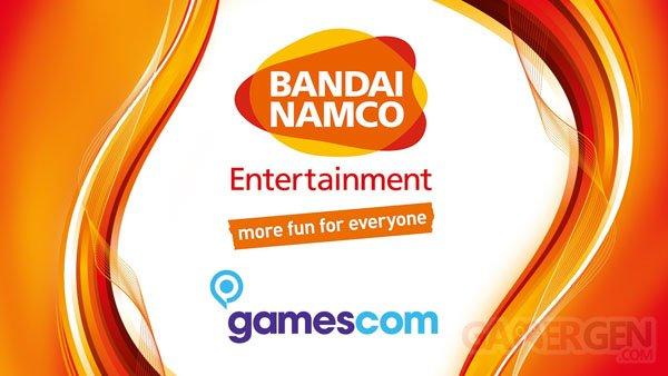 Bandai Namco gamescom 2016